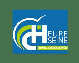 Centre-Hospitalier-EVREUX-logo-client-liaison-Cogis-Vocal-accueil-telephonique-service-client.png – l'hôpital public centre de soins d'Evreux utilise liaison de cogisvocal pour le traitement des appels et la gestion efficace de l'attente au téléphone par la synthèse de la parole