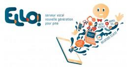 ELLO ! Cogis Vocal serveur vocal intelligent svi nouvelle génération, idéal pour optimiser l'accueil des entreprises, PME, ehpad, maisons de retraite, collectivités, administrations, Cogis standard vocal ELLO pour installations telecom PME de moins de 200 postes, 50 à 150 postes, ELLO ! Cogis Vocal standard automatique à reconnaissance de voix pour accueil téléphonique pme, ELLO standard vocal virtuel à reconnaissance vocale pour la gestion des appels téléphoniques, ELLO SVI standard vocal intelligent à synthèse vocale, Reco vocale, le blog de la reconnaissance vocale, de l'accueil téléphonique et de la relation client